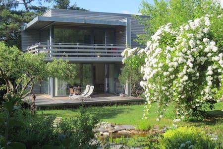 Gertenwohnung in Seenähe im Holzhaus - Schondorf am Ammersee