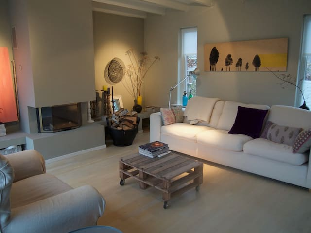 Charming, authentic family house near Amsterdam - Aalsmeer - Casa