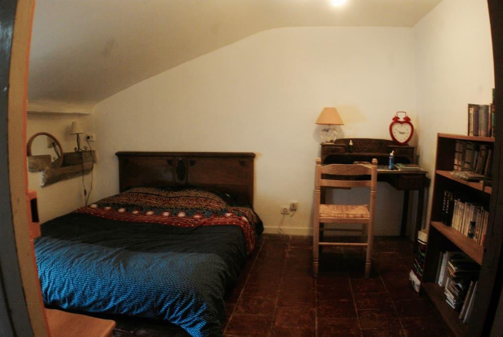 Chambre 1 (2ème étage)