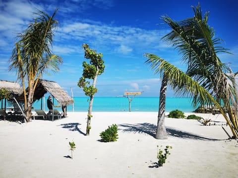 Low cost Maldives