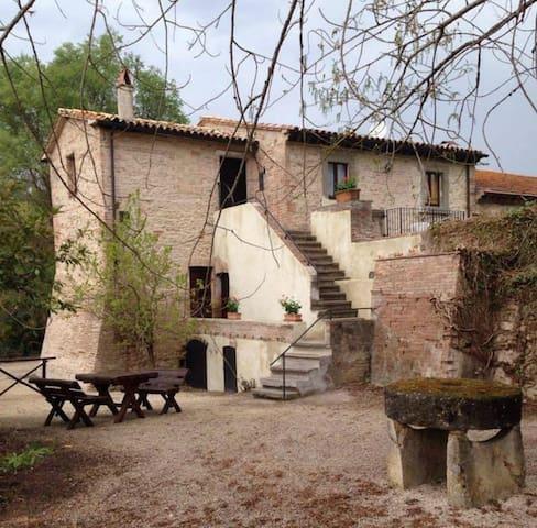 Appartamento in un Mulino ad Acqua - Acquasparta - Wohnung
