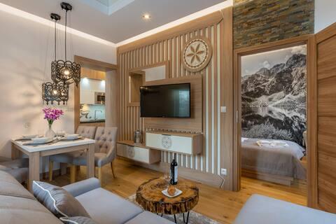 Jagielonka - luksusowy apartament w Zakopanem