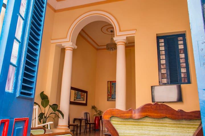 Casa Alba, room (1) Buenavista