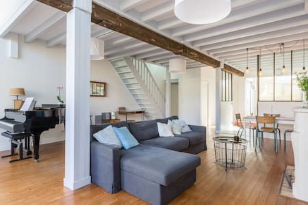 Loft bordelais - Ancien chai - Bordeaux - Loft