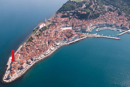 Piran Punta Beach Apartment
