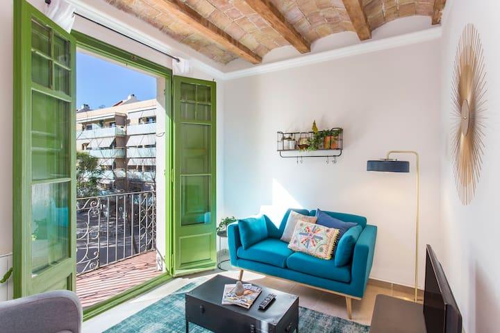 Alquiler de pisos de dise o cerca del centro de barcelona casa dise o casa dise o - Casas en alquiler cerca de barcelona ...