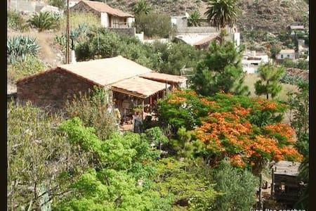 Casa Rural Los PInos Temisas Rest in the Mountains - Temisas - 獨棟