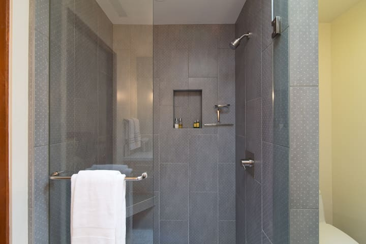 Guest Suite 2: Walk-in Shower