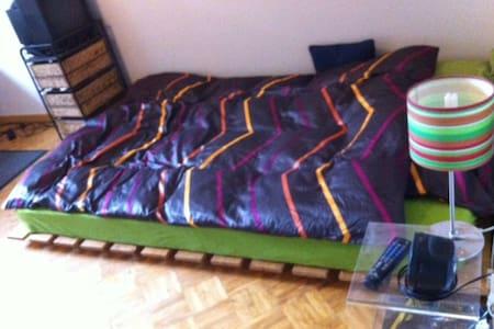 1 single room in nice big flat - Helmsange - Lägenhet
