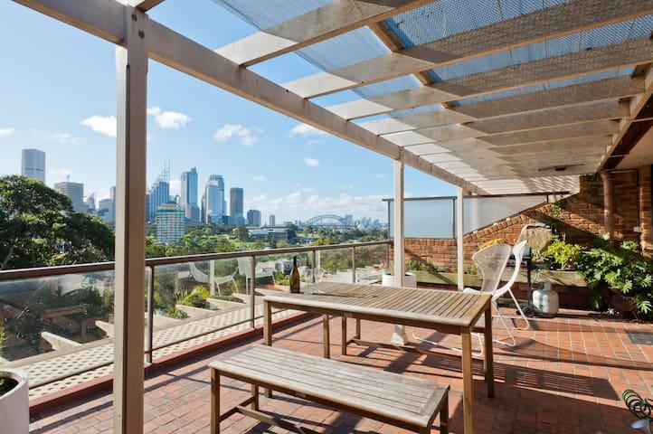 Harbour views. Massive apartment - Sydney - Byt