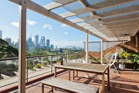 Harbour views. Massive apartment - Sydney