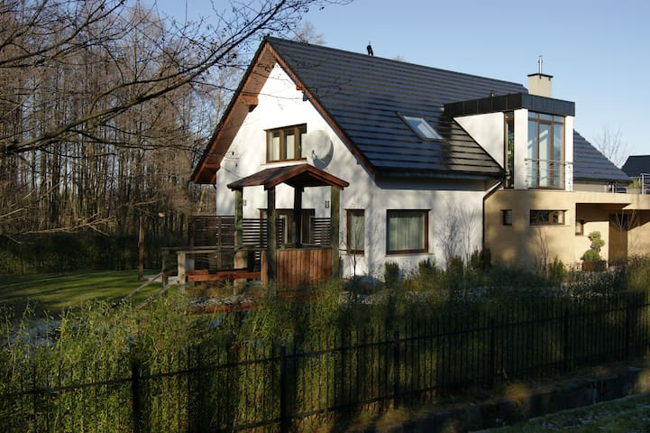 Willa Przylesie - Podgórzyn - House