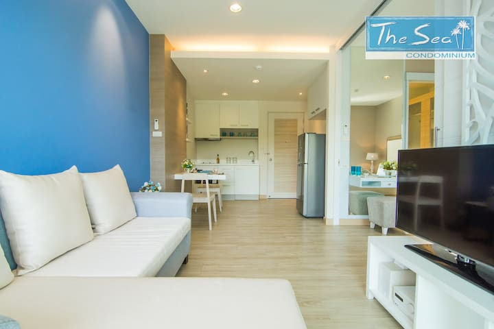 Thesea Condominium Duo room 45 Sq.m