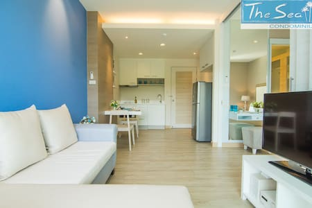Thesea Condominium Duo room 45 Sq.m
