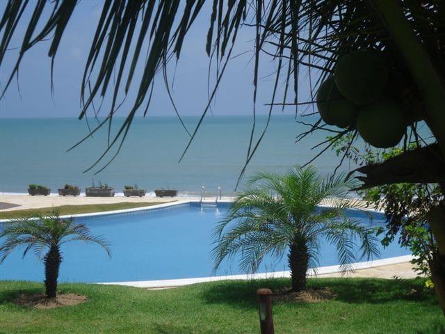 Chalé na Praia de Zumbi, Nordeste - Natal - Chalé