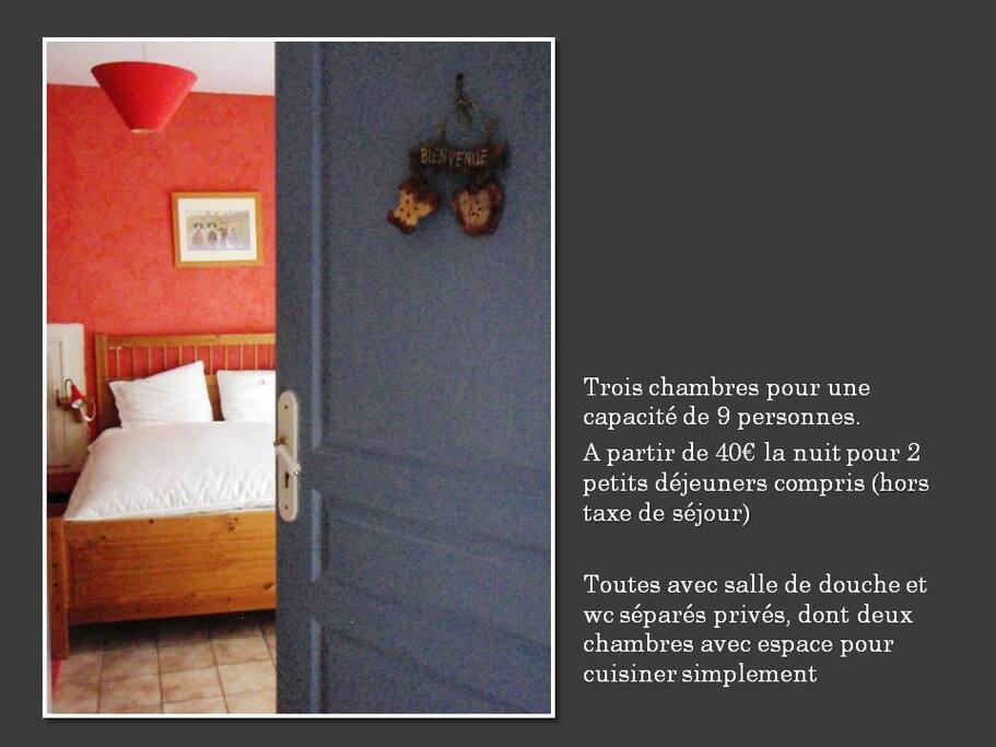 """Chambre Grand Ballon - """"Grand Ballon"""" Room"""