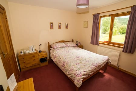 Fascadail Bed and Breakfast Double room