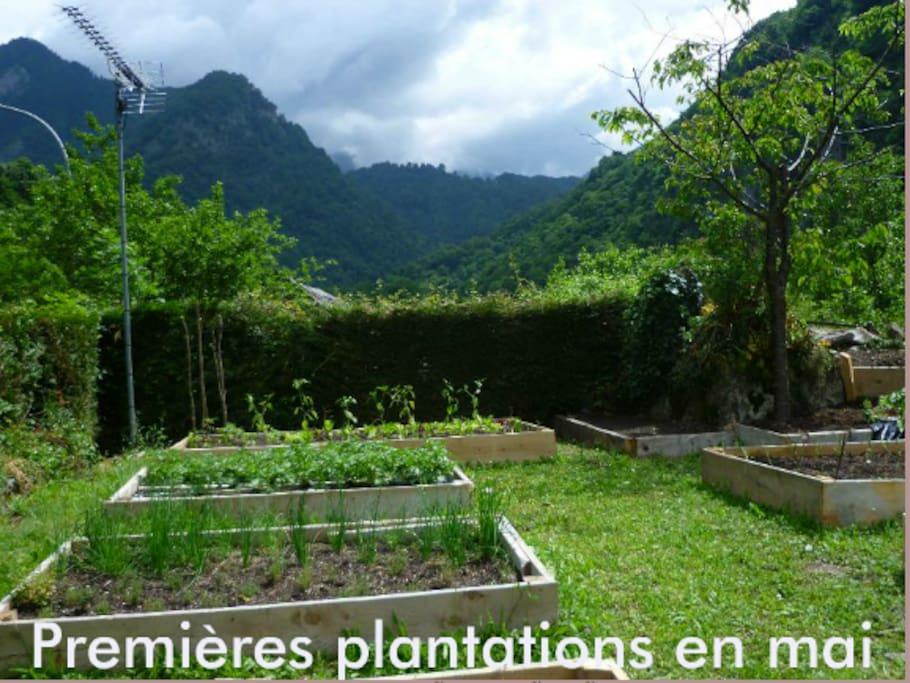Chambre triple montagne pyr n es pyr n es atlantiques b - Chambre agriculture pyrenees atlantiques ...