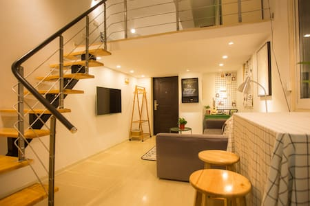 Cozy lovely loft  300 meters to Confucius Temple - Nanjing Shi