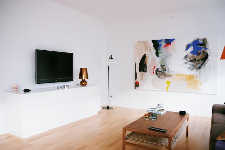 LUXURY APPARTEMENT IN COPENHAGEN - Copenhagen - Flat