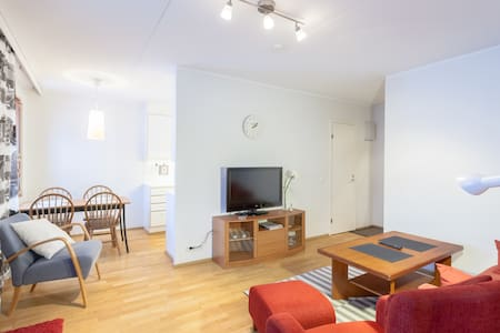 Comfortable 2-room apartment. - Espoo - Appartement