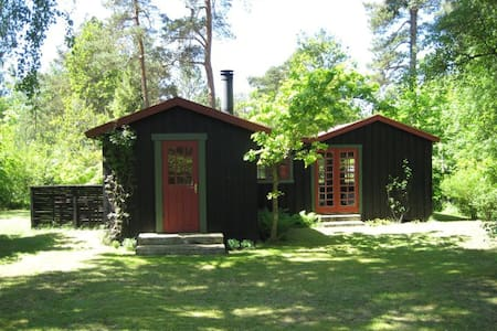 Summer cabin by Tisvilde Beach - Zomerhuis/Cottage