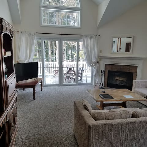 Furnished Condo at Jiminy peak - Hancock  - Ortak mülk
