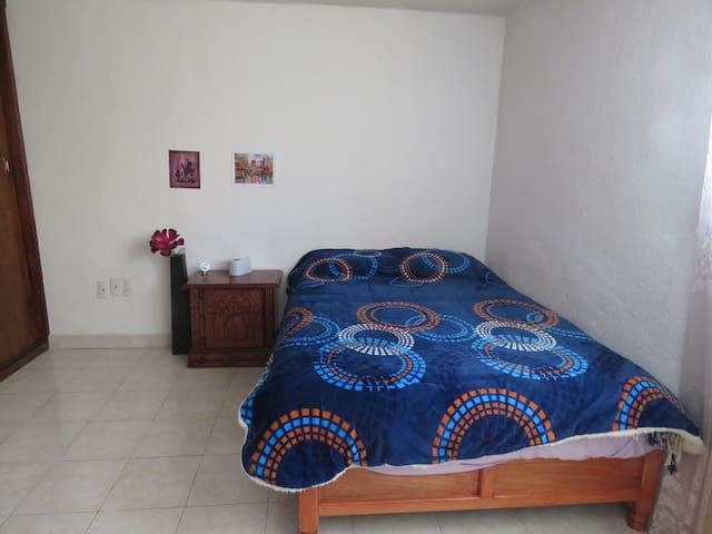 Hermosa habitación privada en Toluca