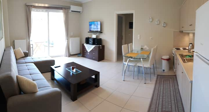 Extra modern apartment with brand new furniture