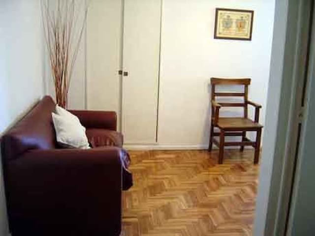 1 bedroom apt.in Recoleta AVAILAB - Berisso - Apartamento