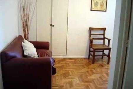 1 bedroom apt.in Recoleta AVAILAB - Berisso - Pis