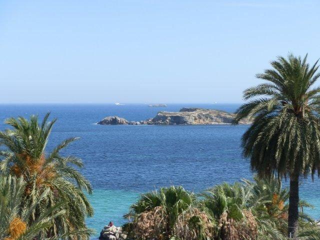 Fantástico apartamento en el centro - Ibiza - Byt