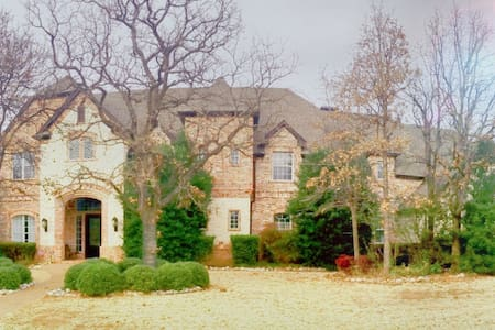 Beautiful home, two acres, trees  - Flower Mound