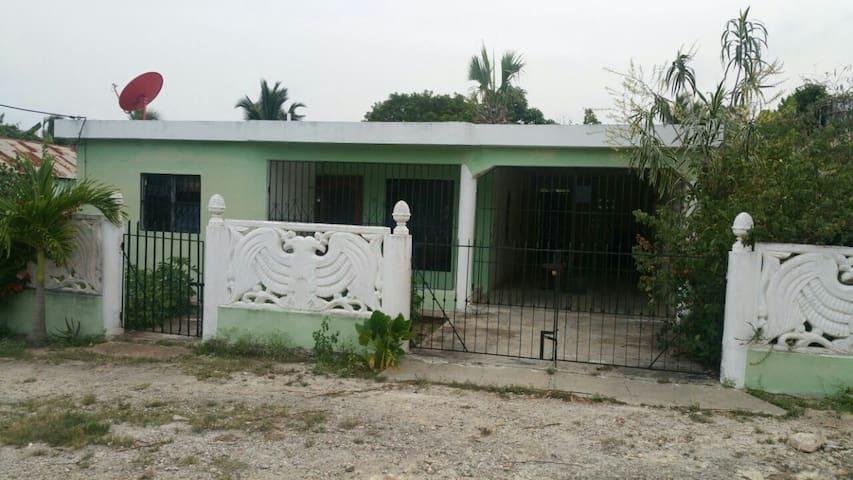 Rigo's House
