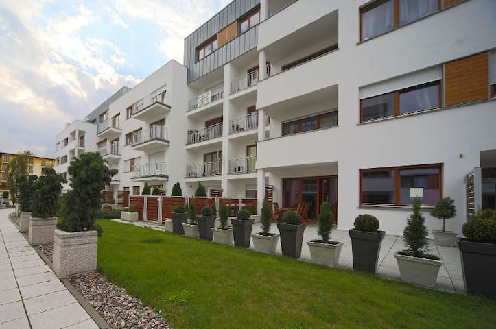 Modern Apartment Anker Świnouście - Świnoujście - Apartemen