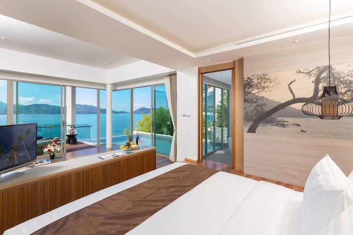 Best comfortable pool suite resort