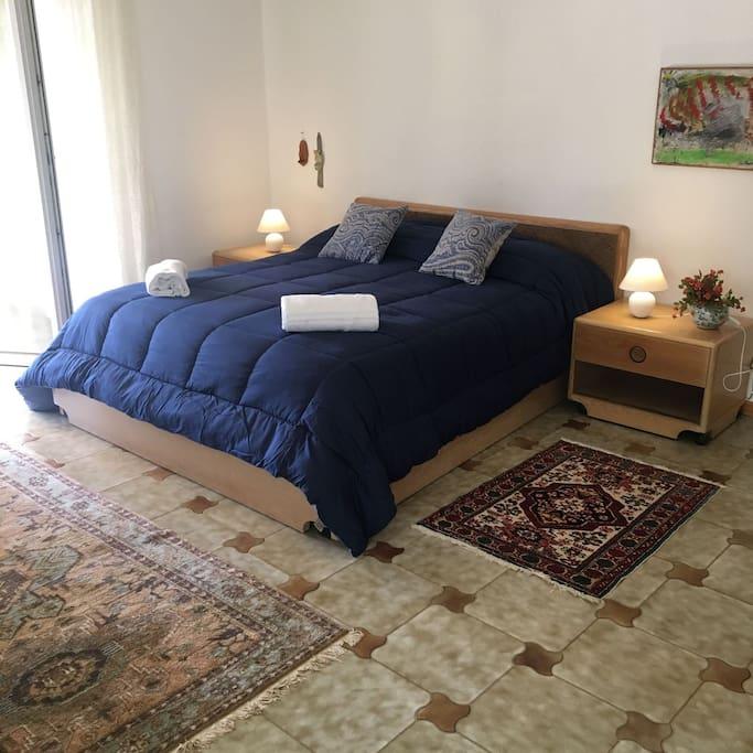 Camera da letto Donna Carmela