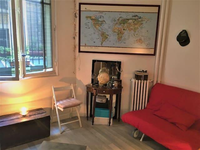 Charming Studio