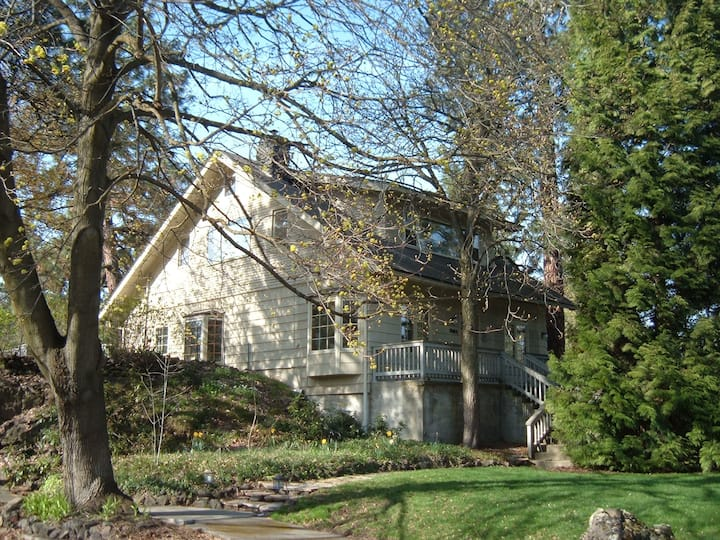Special Historic South Hill Home