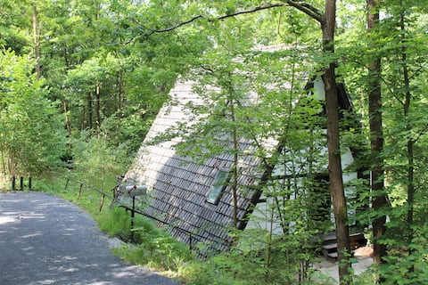 Forest cottage in Lower Franconia