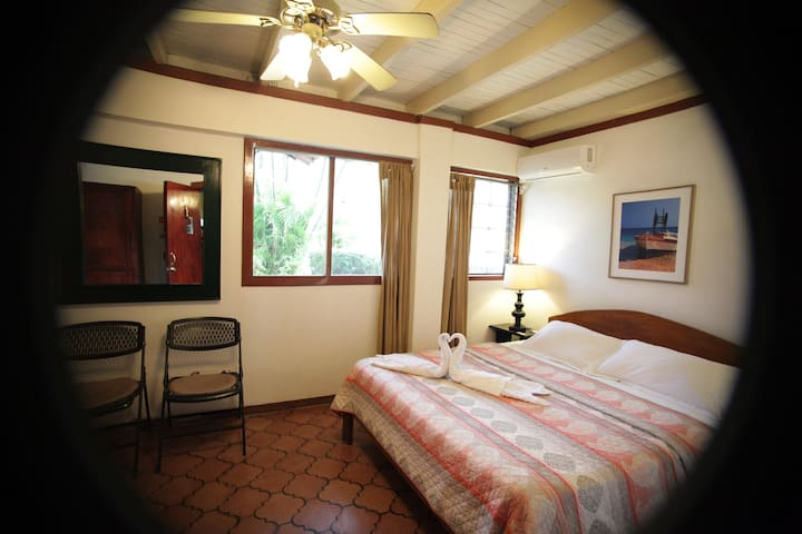 Double Room - Full bed