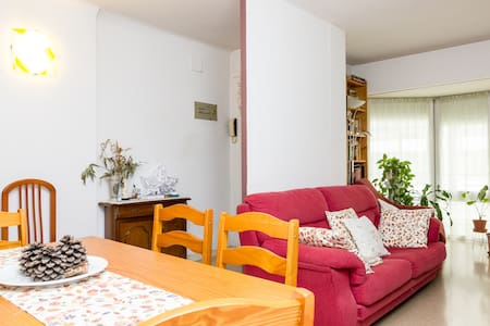 Large room, bright and centrally - Barcelona - House