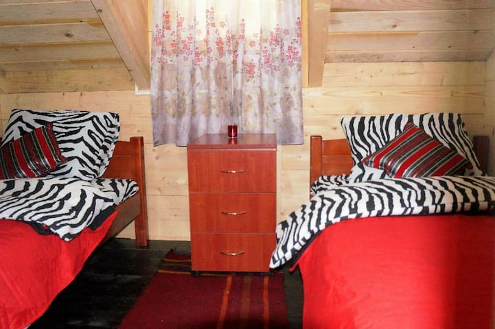 Waterfall Rafting Center ❀ Standard Twin Room ❀