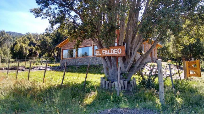 Cabañas El Faldeo Meliquina