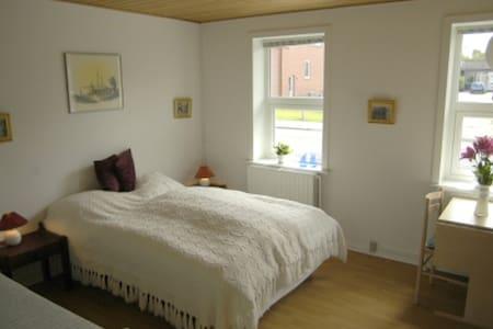 Nørre Nebel - Room 1 for 2 guests - Nørre Nebel - Bed & Breakfast