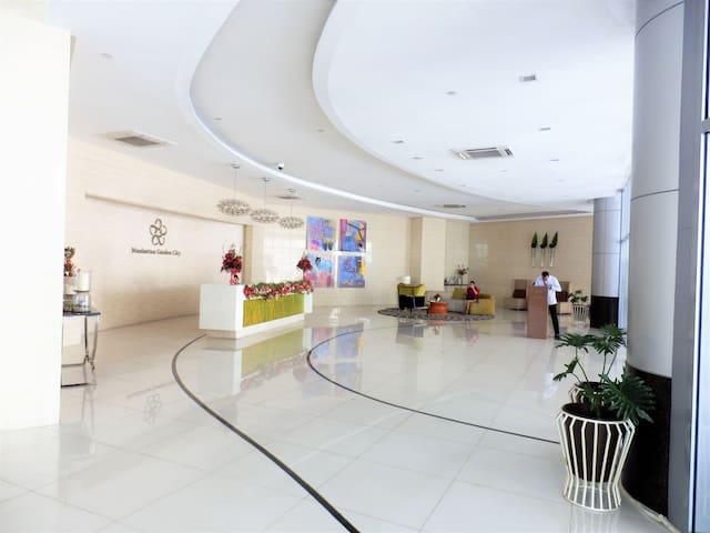 Furnished 2 bedroom condo in Araneta Center Cubao - เกซอนซิตี - (ไม่ทราบ)