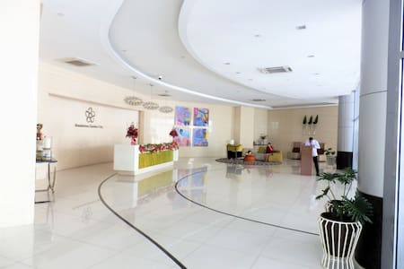 Furnished 2 bedroom condo in Araneta Center Cubao - Quezon City