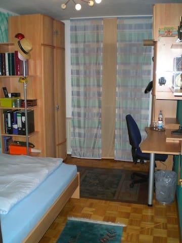 Singleroom near Messe-Nuremberg - Nuremberga - Casa