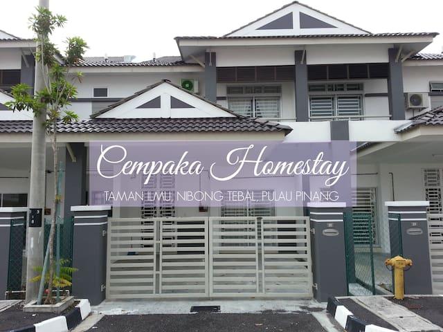 Cempaka Homestay - Nibong Tebal