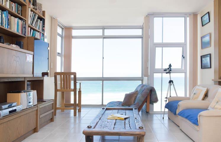 7th floor 360 views beach apartment - Cape Town - Flat